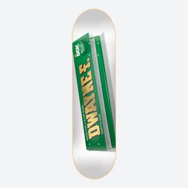 DGK Rolling Papers Fagundes Deck (7.8)