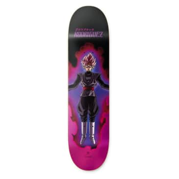 Primitive Rodriguez Super Saiyan Rose Deck - (8.0)