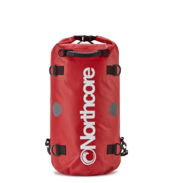 Northcore - Northcore 30L Dry Bag Backpack | Ultimate Wetsuit Dry Bag Red