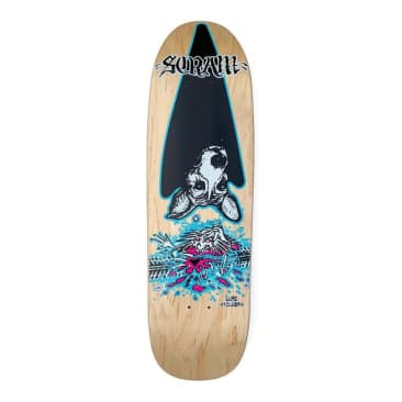 "Scram Overkill Nolan Shaped 9.0"" Deck"