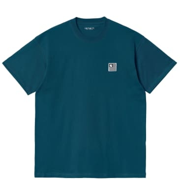 Carhartt WIP Label State T-Shirt - Indican