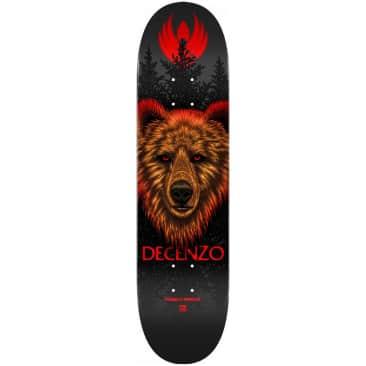 "Powell Peralta Pro Scott Decenzo Bear 2 Flight® Skateboard Deck 8.25"" x 31.95"""