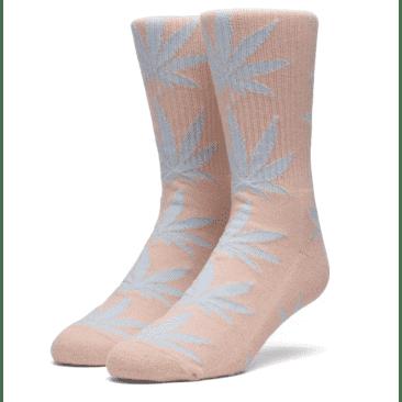 Huf Melange Plantlife Socks Coral Haze One Size