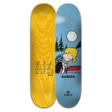 "Element Skateboards Peanuts Schroede x Garcia 8.25"" Skateboard Deck"