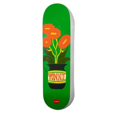 Chocolate Skateboards - Cruz Plantasia Deck 8.1