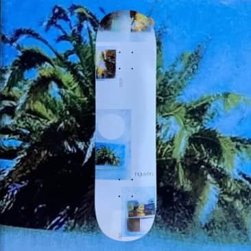 Isle Skateboards - Isle Freeze Nguyen Deck 8