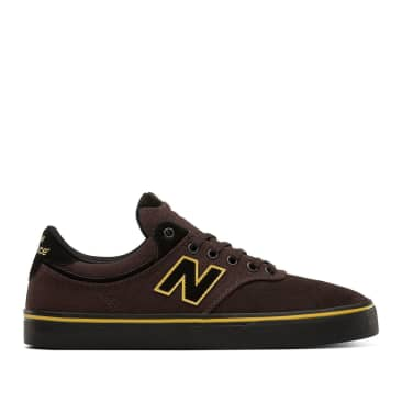 New Balance Numeric 255 Shoes - Brown / Black