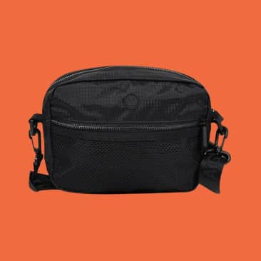 BumBag - Staple Compact XL Shoulder Bag (Black)