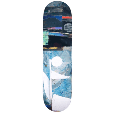 "Isle Skateboards - 8.0"" Nick Jensen Sculpture Series Skateboard Deck"