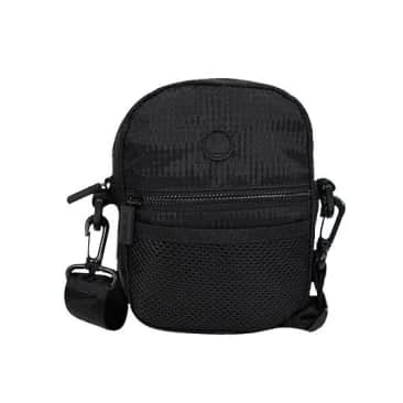 The BumBag Co - Staple Compact Shoulder Bag - Black