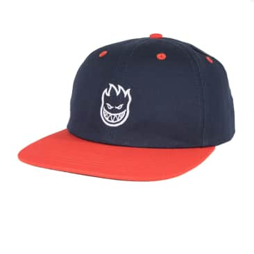 Spitfire Lil Bighead Strap Back - Navy/Red