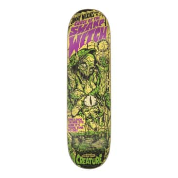 "Creature Wilkins Wicked Tales 8.8"" Deck"