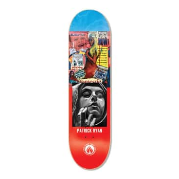 "Black Label Patrick Ryan Juxtapose 8.25"" Deck"