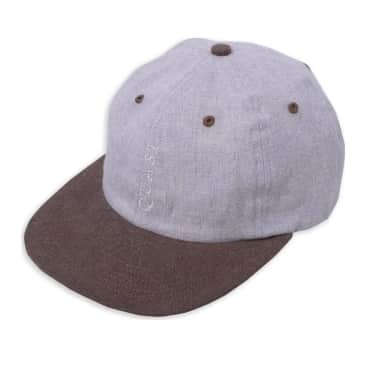 Quasi Trademark Cap - Grey / Bark