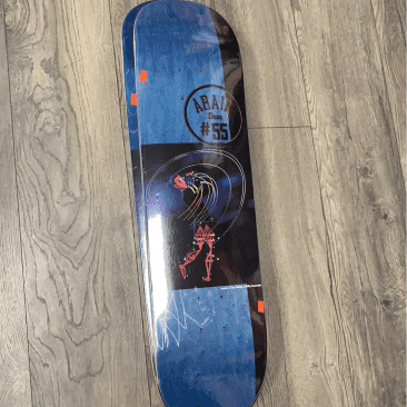 Scumco and Sons Dave Abair Sports Deck