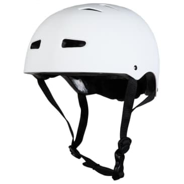 Sushi Skateboard Helmet Size Adjuster: Lock-In System Matte White L/XL