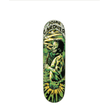 "Creature - John Gardner Horrifico Deck (8.5"")"