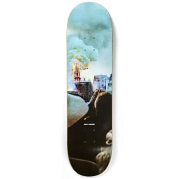 Polar Skate Co. Paul Grund Notre Dame Slick Skateboard Deck - 8.5""