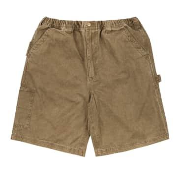 Bronze 56k Karpenter Shorts - Washed Stone