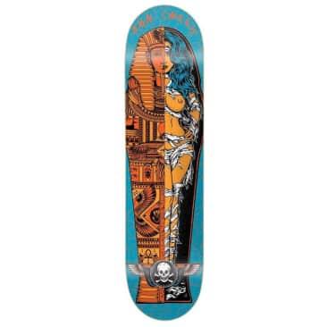 Death Skateboards Dan Cates Mummy Skateboard Deck - 8.5