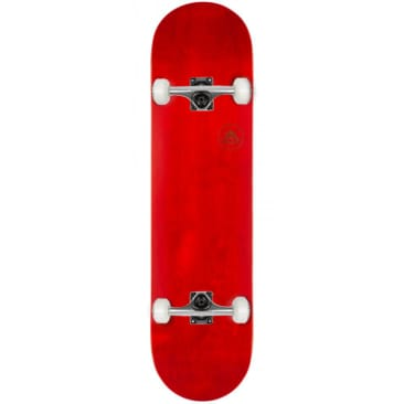 Sushi Skate - Basic - Complete Skateboard - Red - 7.875""