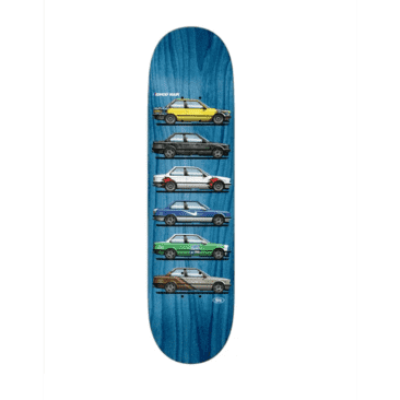 """Real - Ishod Customs Twin Tail Deck (8.5"""")"""