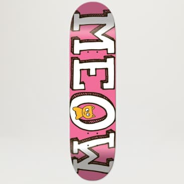 Meow Logo Deck (Assorted Sizes and Colors)
