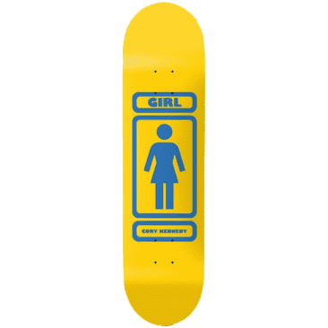 Girl Skateboards 93 Til V2 Cory Kennedy Deck 8.5""