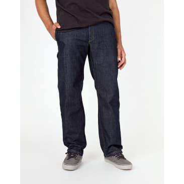 Change x Dickies Skateboarding - Utility Jeans - Rinsed Indigo Blue