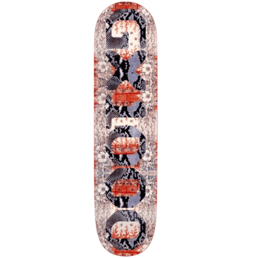GX1000 OG Black and White Scales 8.5 Deck