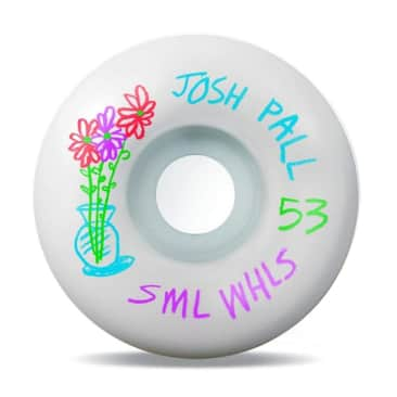sml. Skateboard Wheels Josh Pall Pencil Pushers 53mm V-Cut 53mm