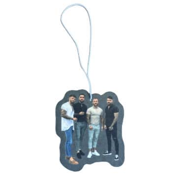 Four Lads In Jeans Car Air Freshener - Bubblegum Scent