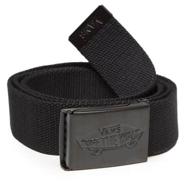 Vans Conductor II Web Belt Black