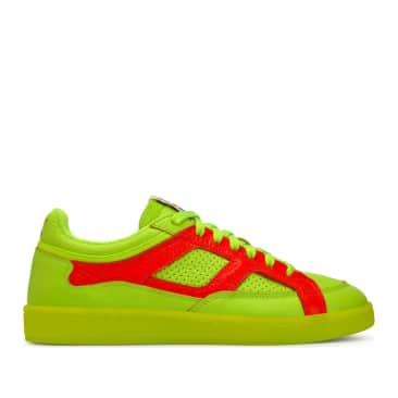 adidas Skateboarding FA Experiment 2 - Signal Green / Solar Red / Gold Met