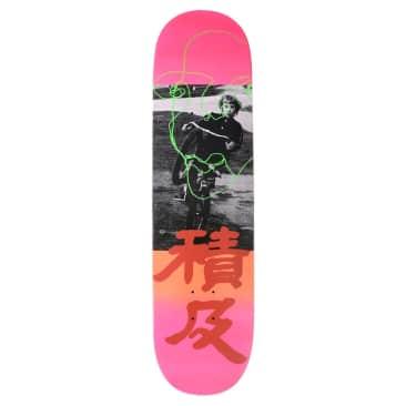 "Quasi Jake Johnson Untitled Deck 8.125"" (Pink)"