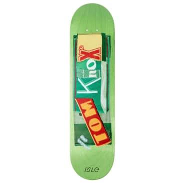 "Isle Skateboards - Pub Series - Tom Knox - Skateboard Deck - 8.375"""