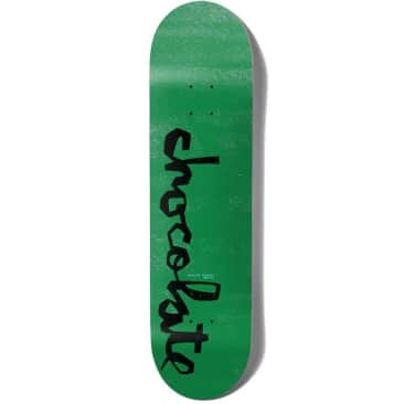 Chocolate Tershy OG Chunk Skateboard Deck - 8.5""
