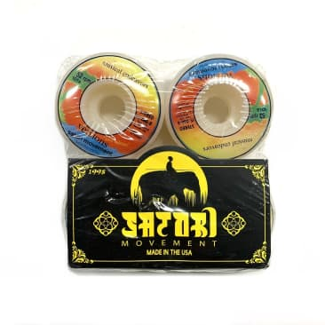 Satori Wheels Vintage Versions 52mm 101a