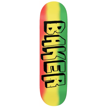 "Baker Kader Jammys Skateboard Deck - 8.125"""