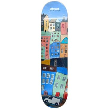 Almost Dilo Places R7 Skateboard Deck 8.375