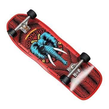 Powell Peralta Complete Mike Vallely Elephant Red 10x30.1