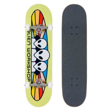 Alien Workshop Spectrum Green Complete Skateboard - 8.25""