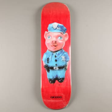 "GX1000 'Pig - Two' 8.5"" Deck (Red Stain)"