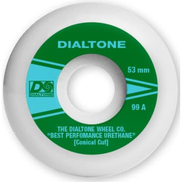 Dial Tone Atlantic Conical 99a Wheels