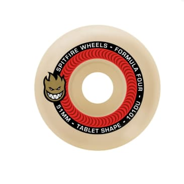 Spitfire Formula Four Tablets 101A - 52mm