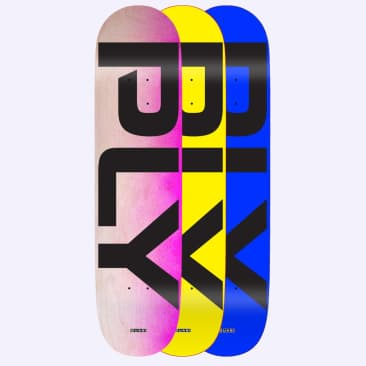 Quasi Ply Deck Purple 8.125""