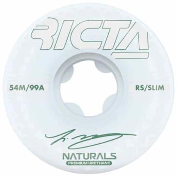 Ricta Wheels McCoy Reflective Naturals Slim 99a 54MM