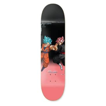 Primitive Skateboards Dragon Ball Z RS Goku Versus 8.25""
