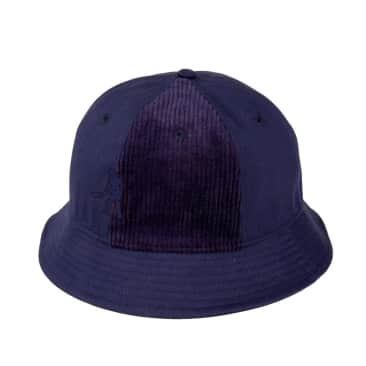 Pass~Port Cord Patch Bucket Hat - Navy