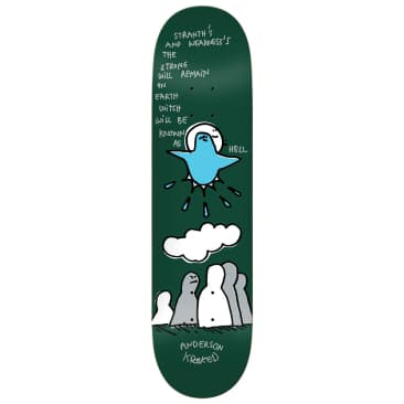 Krooked Manderson Hell Deck 8.25""